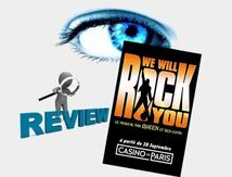 We Will Rock You, Le Musical - Impressions