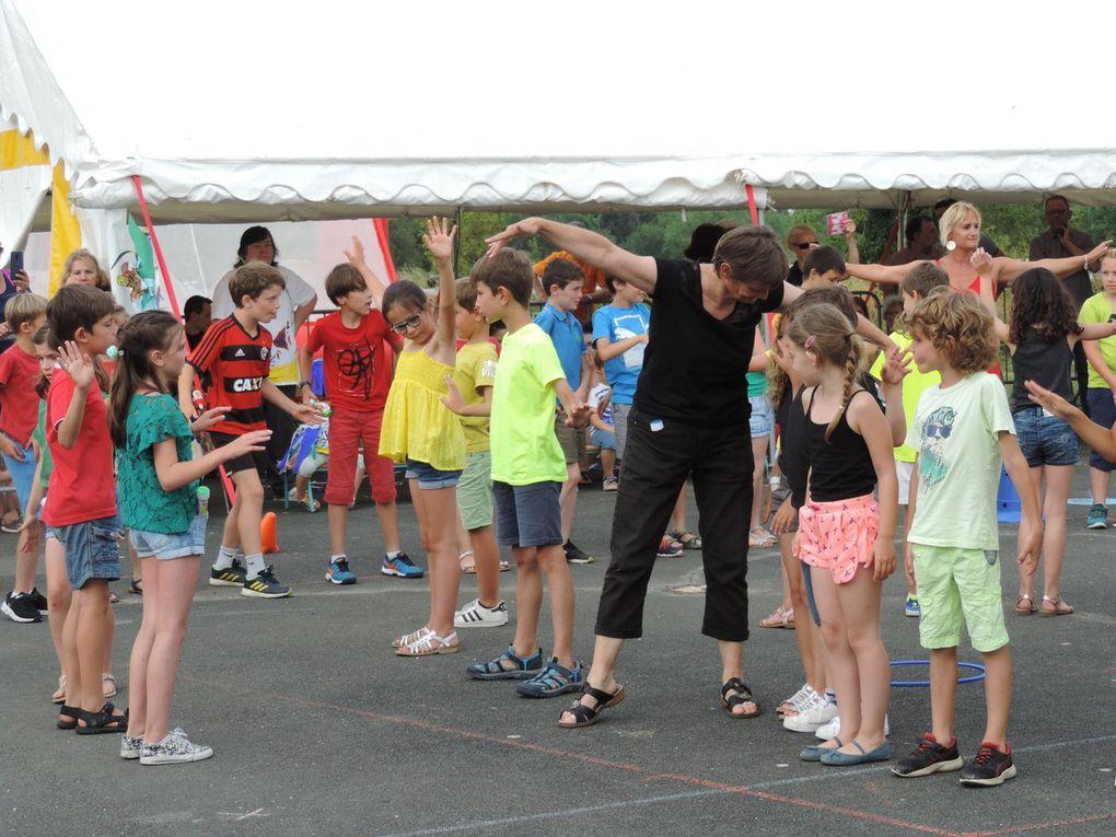 Diaporama fête de l'école du vendredi 28 juin
