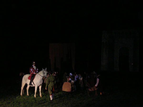 Le temps a bien voulu nous accorder quelques belles soirées cette année, voici ce qui se passait à La Tour au Loup...