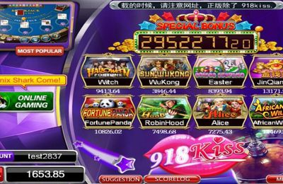 Online Slots game in Singapore - Play Online Slots Machine in Singapore