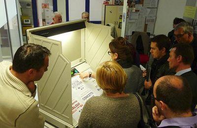 Elections municipales : Coup de théâtre à Orange (Vaucluse) : Les machines à voter défectueuses