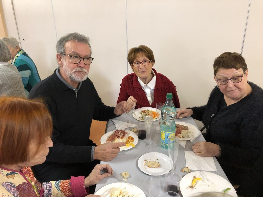Réunion bénévoles RSP.
