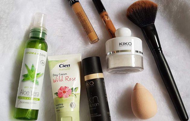 La trousse de maquillage pour débutante