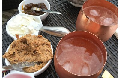 Cocktail : MOSCOW MULE