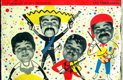 Jack Derlys accompagné par Yvon Alain et son Orchestre - Le tour du monde en 80 rires - 1956
