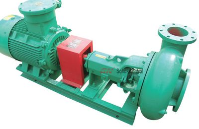 Centrifugal Pump,desander, desileter and mud cleaner stocking in GN's Houston warehouse