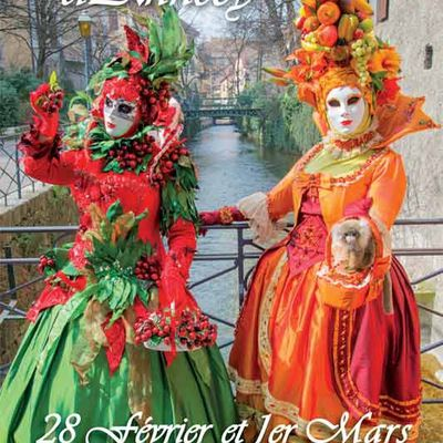 Carnaval d'Annecy 2015