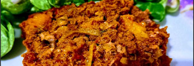 Pain de viande avec cookeasy