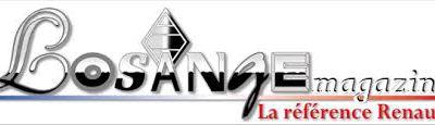 Abonnez-vous à Losange Magazine. Trouvez le formulaire d'adhésion en cliquant le lien