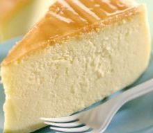 Cheese cake minceur
