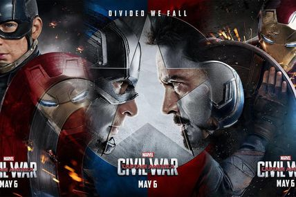 CAPTAIN AMERICA CIVIL WAR, C'EST LA GUERRE !