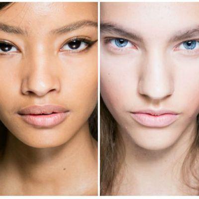 Côté maquillage: le rouge à lèvre