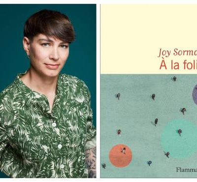 A la folie (Joy Sorman Ed Flammarion)