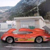 PORSCHE 911 GT1 98 HOT WHEELS 1/64 LE MANS 1998 - car-collector.net