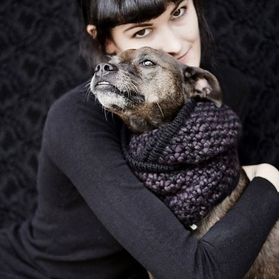 Tricot : Knit it black... with Alex Tinsley !