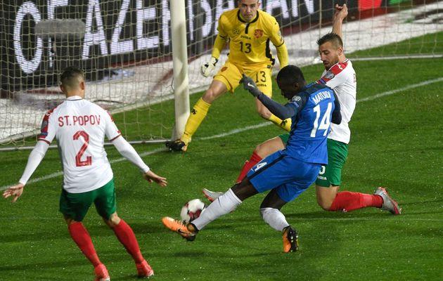 Retour sur une pénible victoire bleue en Bulgarie