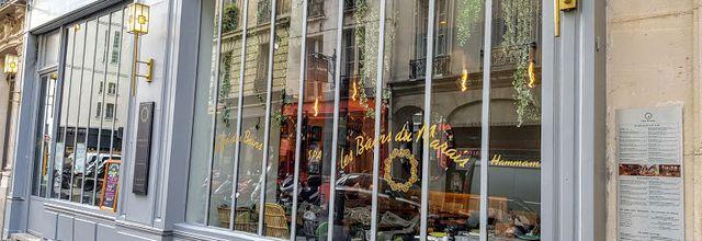 Les Bains du Marais (Paris 4) : Bof en italien, ça se dit comment?
