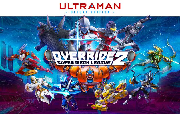 [ACTUALITE] Override 2: Super Mech League - Disponible aujourd'hui
