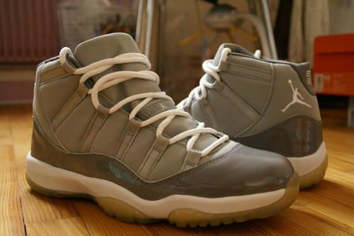 NIKE AIR JORDAN Rétro XI COOL GREY