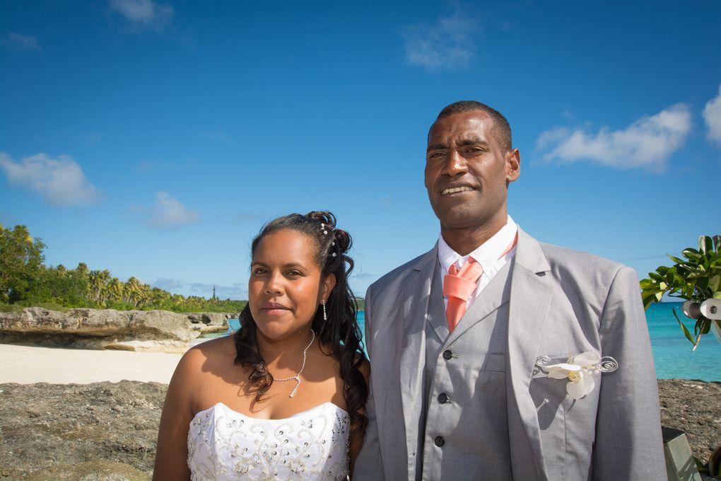 Qu'ils sont beau nos mariés!