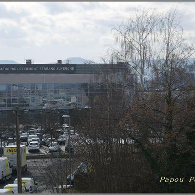 L'aéroport de Clermont Ferrand-Aulnat