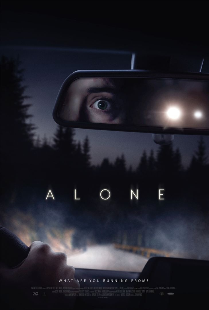 Alone (BANDE-ANNONCE) avec Jules Willcox, Marc Menchaca, Anthony Heald