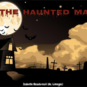 THE HAUNTED MANOR by Isabelle Beaubreuil on Genially
