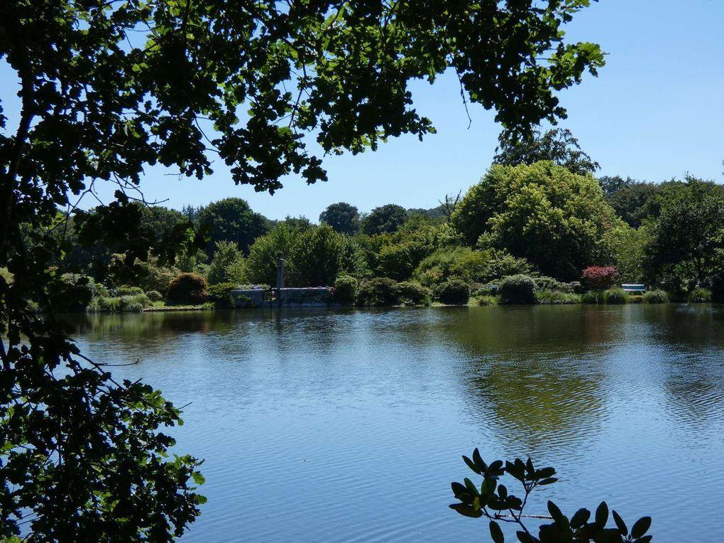 Retour au Parc botanique de Haute Bretagne