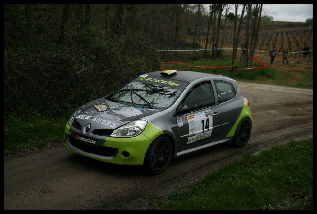 Rallye des Cotes de Garonne 2015