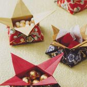 Origami Maniacs: Easy Origami Star Box