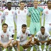 Football Euro 2012: Trouve l'erreur sur la photo officielle de l'équipe d'Angleterre - Doc de Haguenau