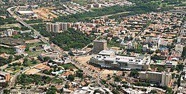 Imágenes de Cúcuta, ciudad colombiana en la frontera con Venezuela.- El Muni.