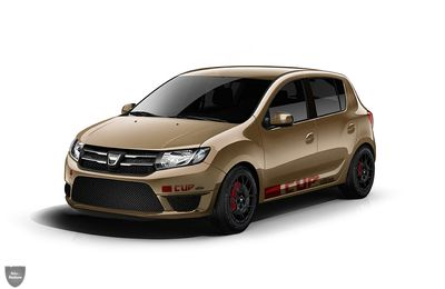 Dacia Sandero Cup Edition : the show must go on ?