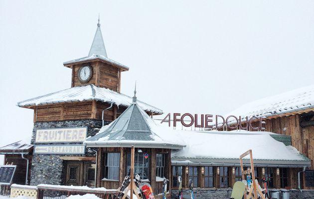 La Folie Douce à l'Alpe d'huez