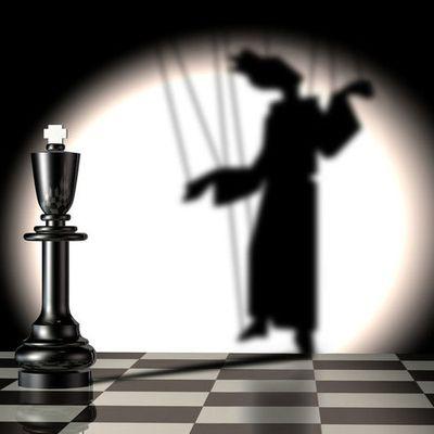 L'échiquier de l'ombre - géopolitique