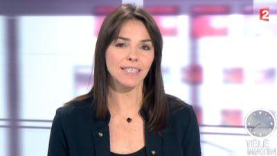 2013 02 19 - SOPHIE LE SAINT - FRANCE 2 - LE JOURNAL @07H30
