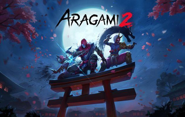 [ACTUALITE] Aragami 2 - Maintenant disponible en version physique sur PS5, PS4, et Xbox One / Series X