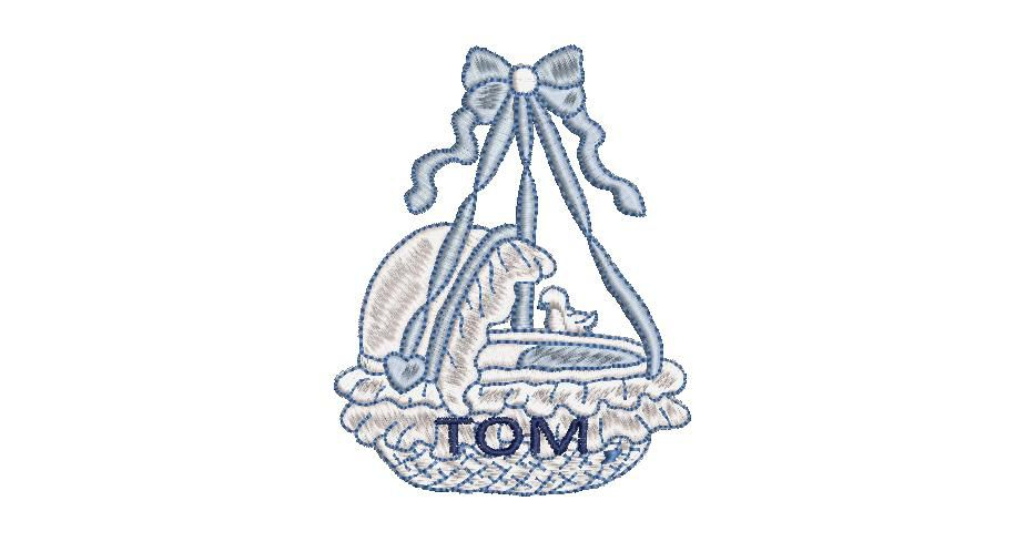 BRODERIE COUFFIN TOM