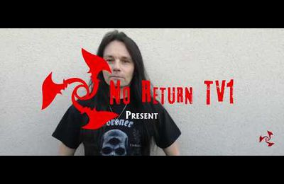 BREAKING NEWS : NO RETURN, Annonce son nouveau chanteur