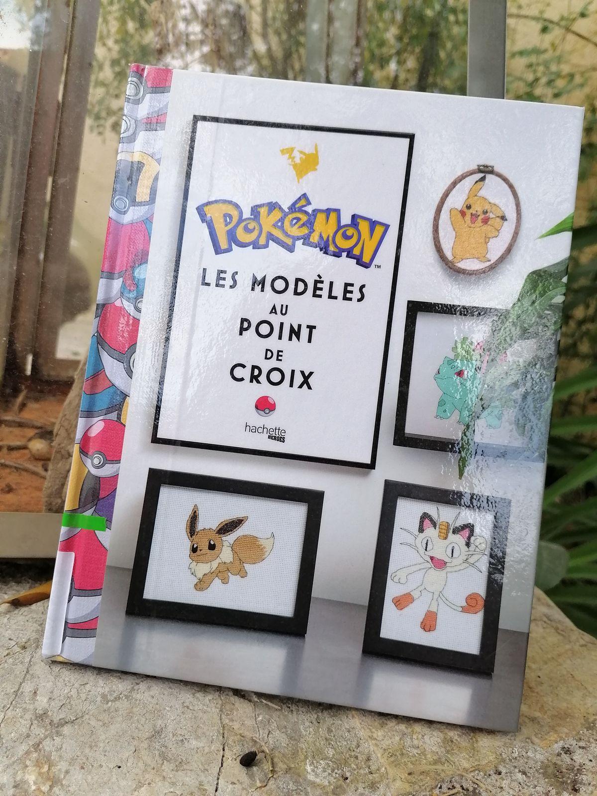 DIY : Pokémon les modèles au point de croix