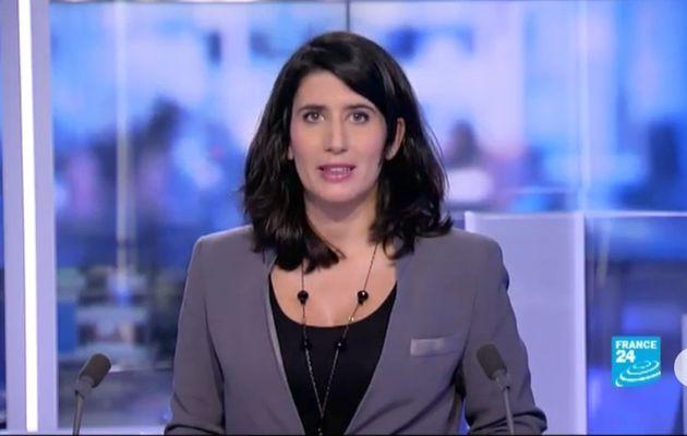 2013 10 17 - 05H00 - LAURE MANENT - FRANCE 24 - LE JOURNAL