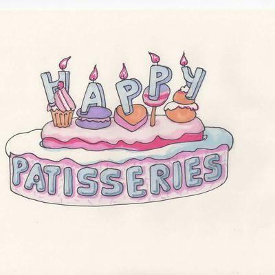 Happy Pâtisseries