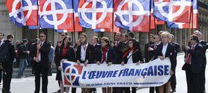L'extreme droite française à la rescousse d'Aube Dorée