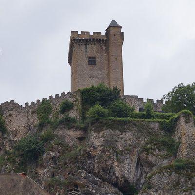 Foix, le centre historique