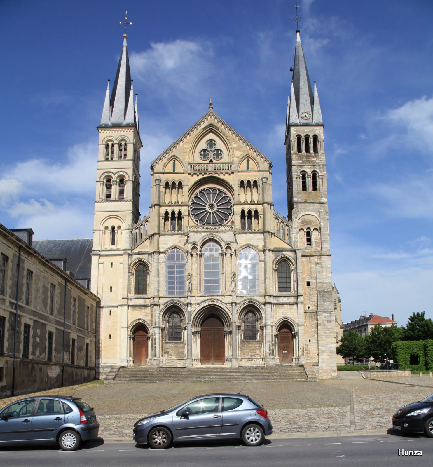 Reims, basilique Saint-Remi