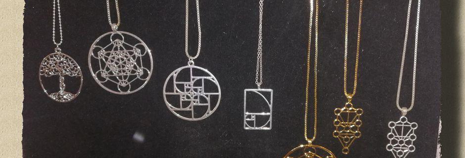 Les Pendentifs Symboles