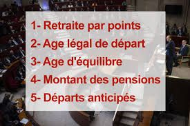 Analyse du projet de loi de réforme des retraites