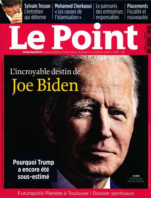 La une de 12 nouveaux numéros des revues hebdomadaires d'actualité.