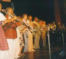 Festival de la clarinette au Lamentin (Martinique)