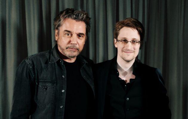 Jarre raconte ses rencontres avec Edward Snowden à Trax